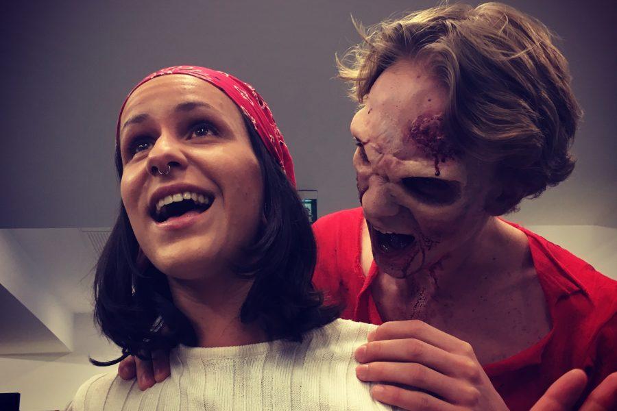 Festival du film d'horreur au cinéma les ambiances