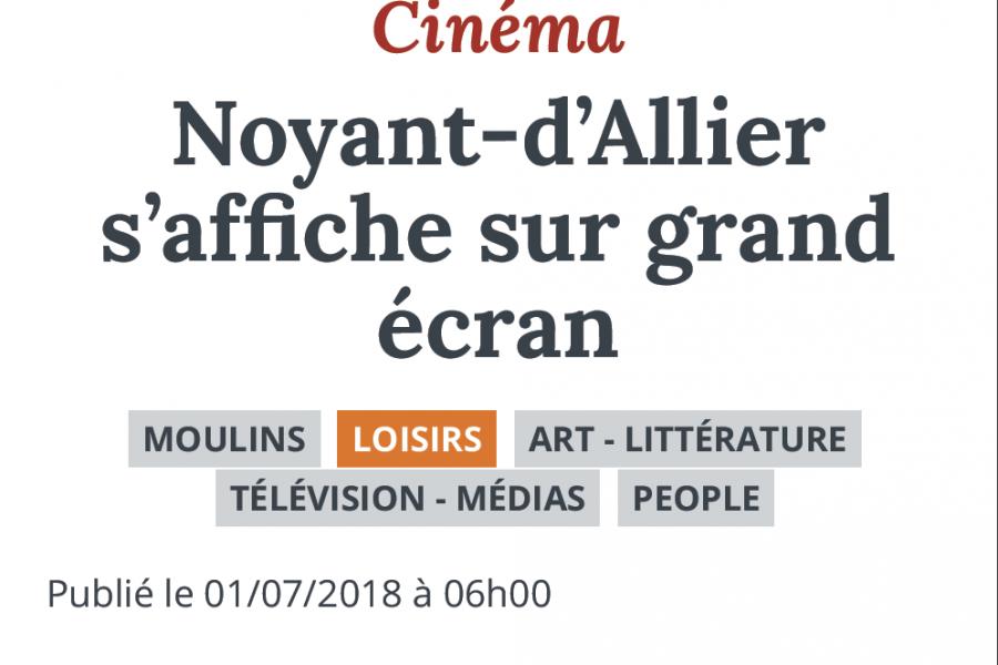 Noyant-d'Allier – L'allée des Jasmins